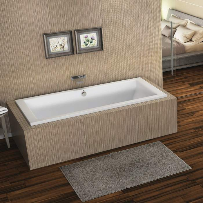 Americh Vivo 6632 Tub Whirlpool Air Amp Soaking Bathtub
