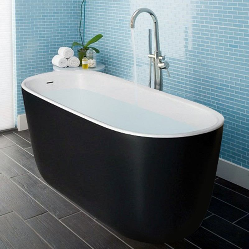 Aquatica Lullaby Solid Surface Freestanding Bathtub