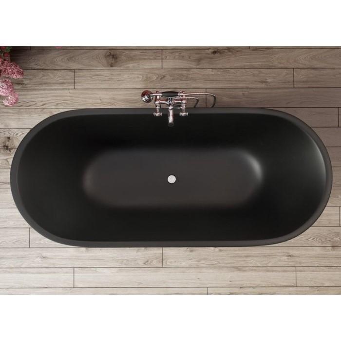 Aquatica Corelia Solid Surface Freestanding Bathtub