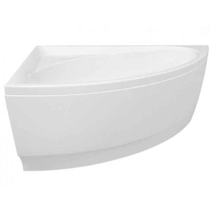 Aquatica Idea Bath Corner Skirted Soaking Tub