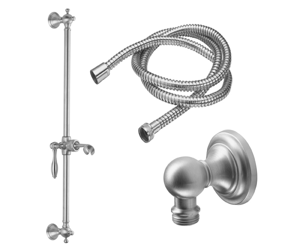 Lined Detail Supply, Handshower Bar and Hose