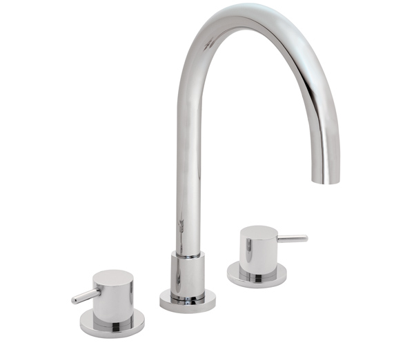 California Faucets Avalon | Sink, Tub & Shower Faucet