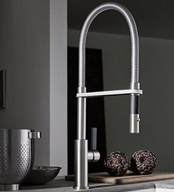 Culinary Poetto Spring Spout Kitchen Faucet