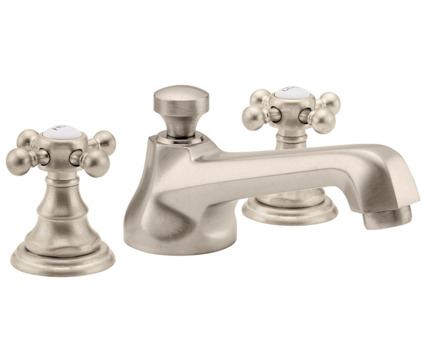 California Faucets Del Mar Sink Tub Shower Faucet