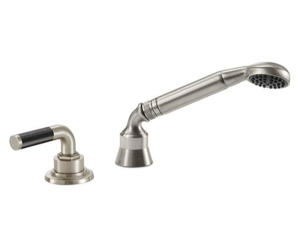 Handshower with matching diverter handle