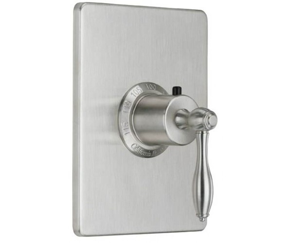 Rectangle Thermostatic