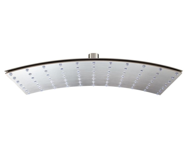 Large Arched Rectangle Shower Head