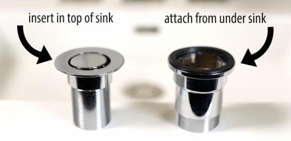 California Faucets Sink Drains & Bottle Traps