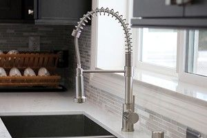 Rexford Spring Kitchen Faucet