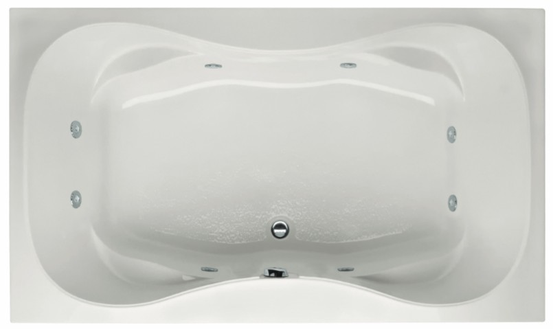 Hydro Systems Evansport Bathtub | Soaking, Air or Whirlpool Tub