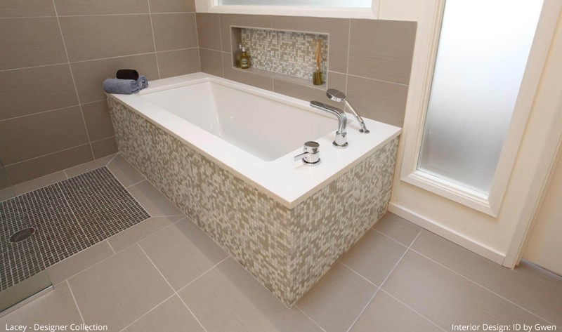 How To Install An Undermount Tub With Tile