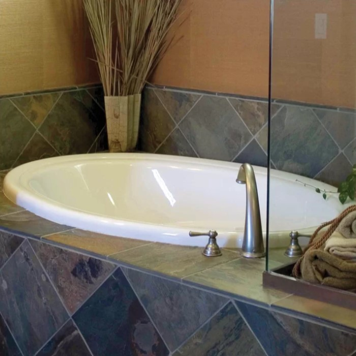 Hydro Systems Oval Bathtub Studio Soaking Air Or