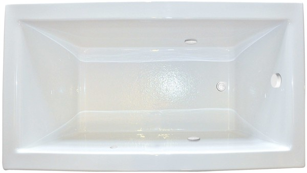 Zen 7232 Soaking Whirlpool Or Air Jets Hydro Massage