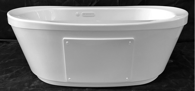 Ovale Soaking Whirlpool Or Air Jets Hydro Massage