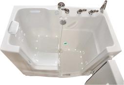 R5030 Slide In Bathtub Soaking Or Air Jets Hydro Massage