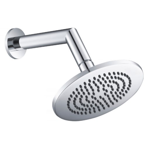 Round Shower Head and Arm