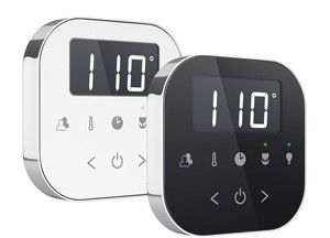 Touch Screen Control in White or Black