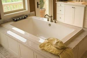 Soaking Tub Deep Soak Bathtub Tubz Com