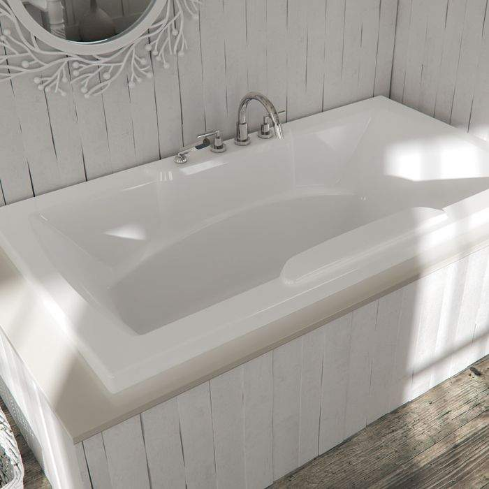 How to Choose a Deep Soaking Bathtub | Deep Water Tub