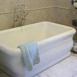 Sculpted Free Standing Bath