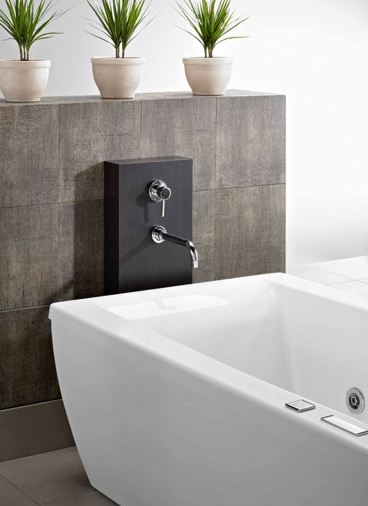 Choosing Tub Faucets For Freestanding Bathtubs