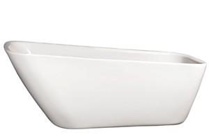 Modern Rectangle Freestanding Tub