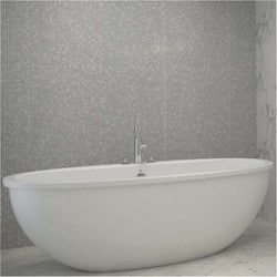 Beautiful Oval Freestanding Bathtub