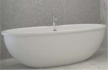 Oval Freestanding Bathtub