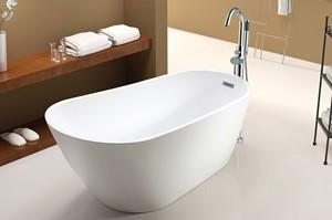 Oval Slipper Bathtub