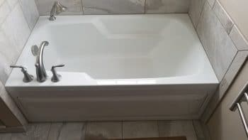 Ray S Luxury Alcove Tub Hydro Systems Solo
