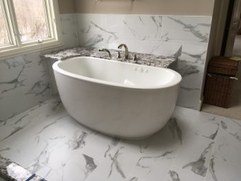 Tub Side View, No Access